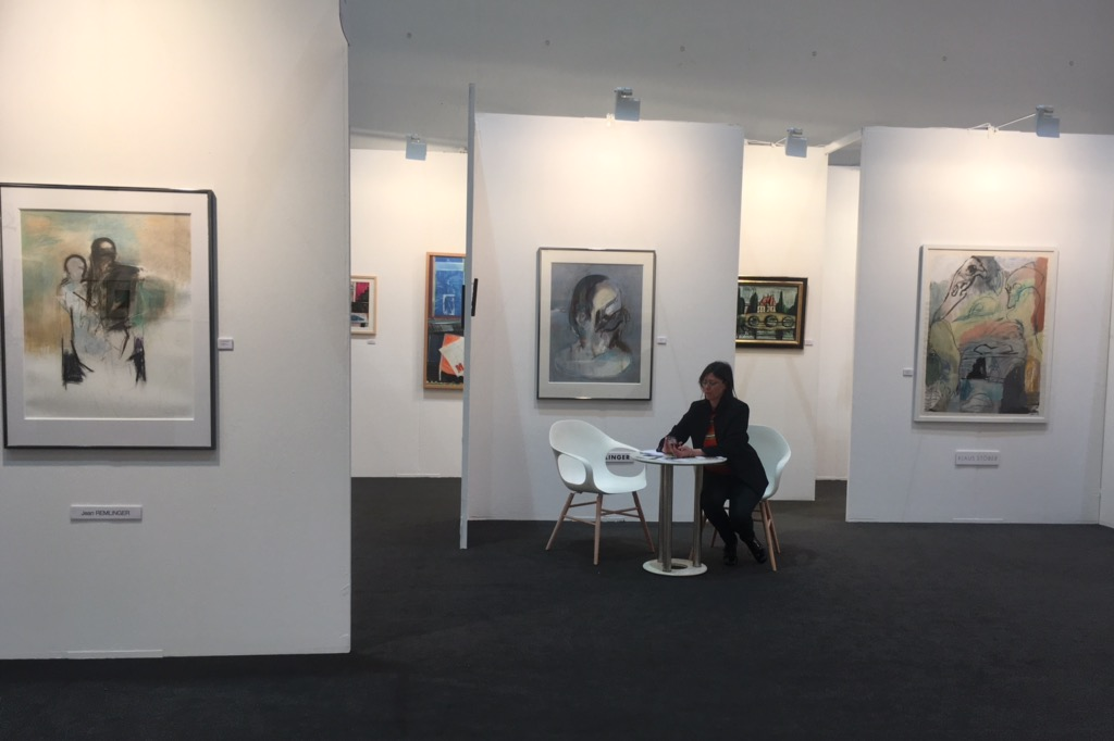 Art Karlsruhe Galerie Pascale Froessel 2019