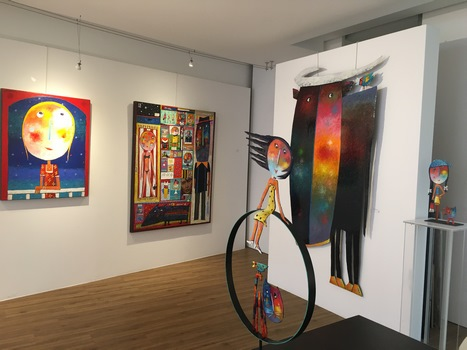 Galerie Pascale FROESSEL 2019