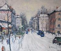 Paris Denfert Rochereau  (73 X 60)